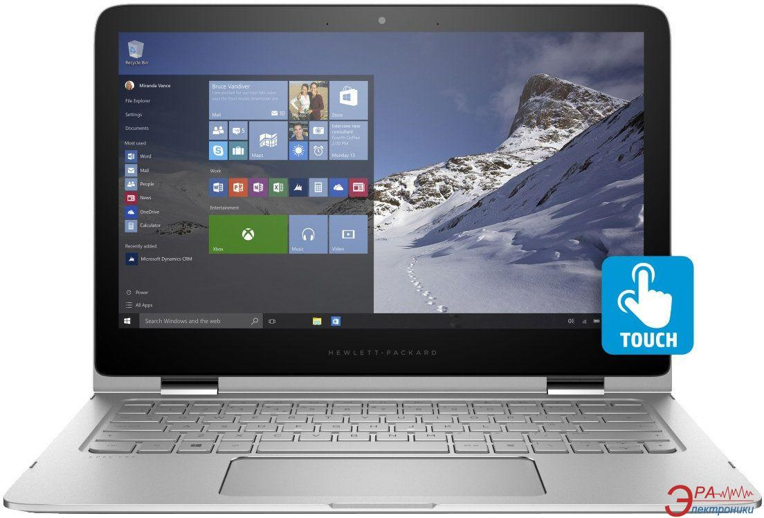 Ноутбук HP Spectre x360 13-4100ur (P0R85EA) Silver 13,3