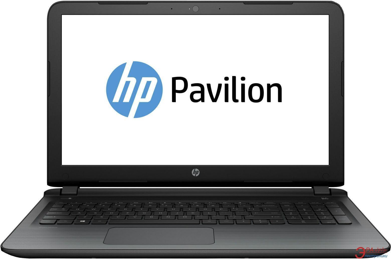 Ноутбук HP Pavilion 15-ab206ur (P0S32EA) Black 15,6