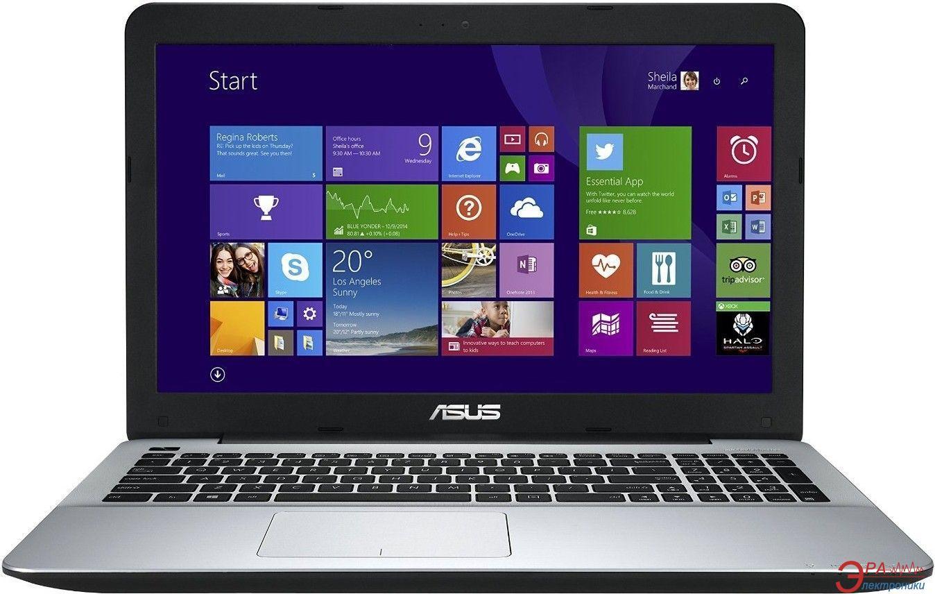 Ноутбук Asus X555UA (X555UA-XO044D) Black 15,6