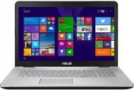 Ноутбук Asus N751JX (N751JX-T7194T) Grey 17,3