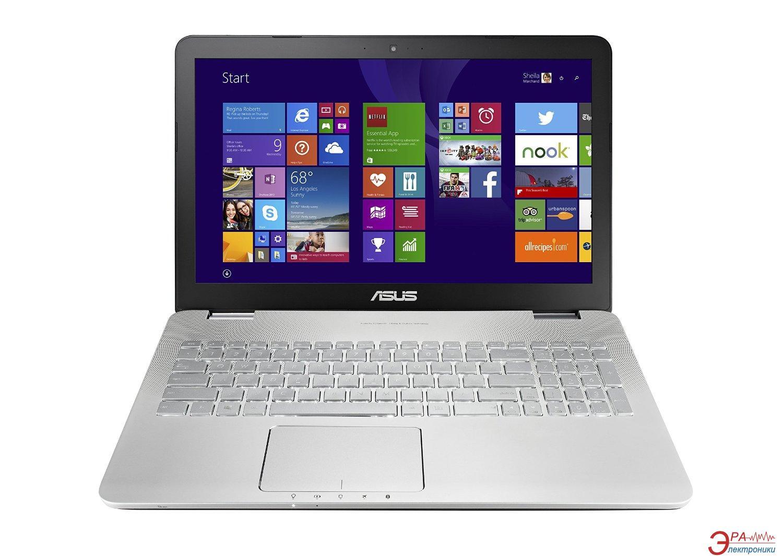 Ноутбук Asus N551VW (N551VW-FI073T) Grey 15,6