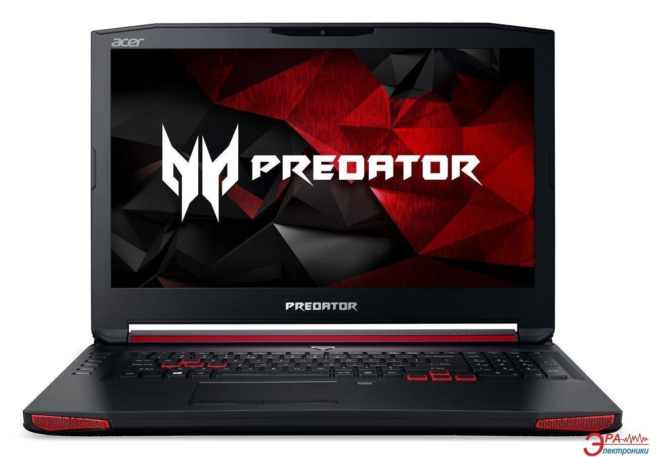 Ноутбук Acer Predator 17 G9-791-74UN (NX.Q03EU.011) Black 15,6