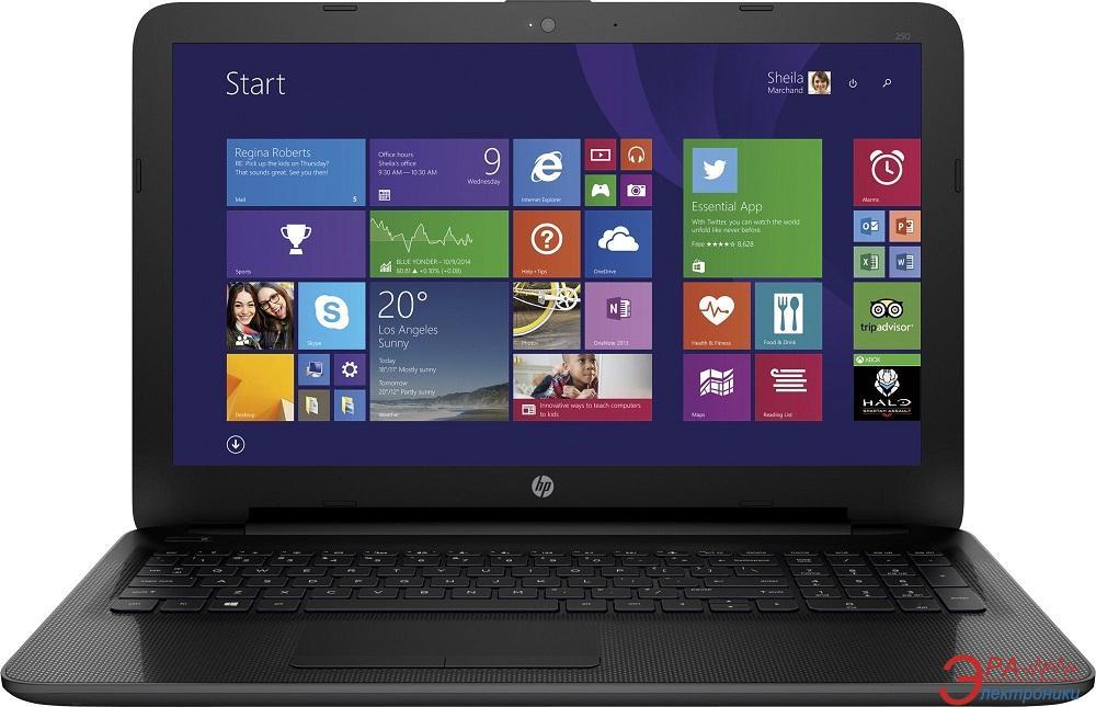 Ноутбук HP 250 G4 (P5U00ES) Black 15,6