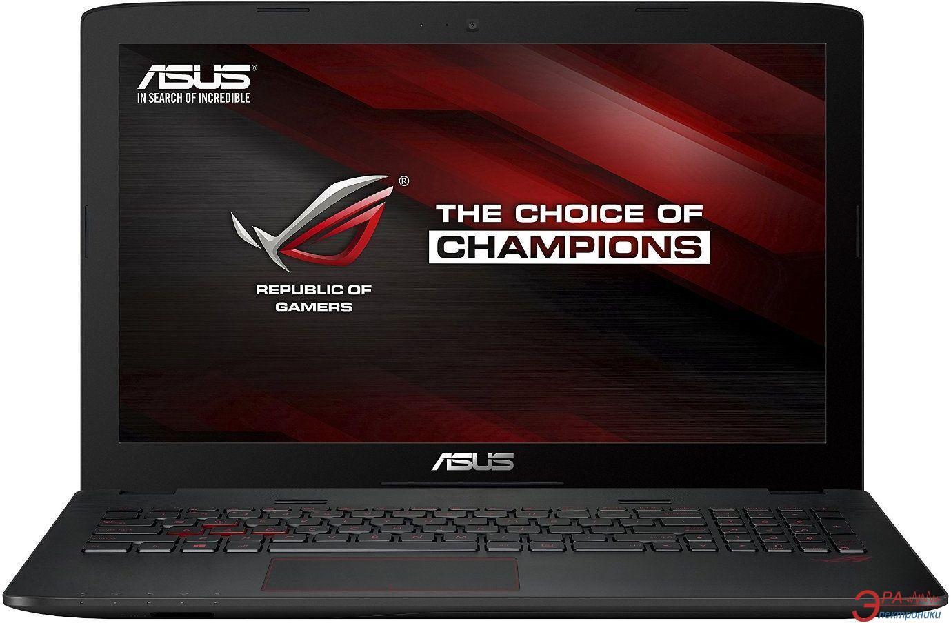 Ноутбук Asus GL552VW (GL552VW-CN120T) Black 15,6