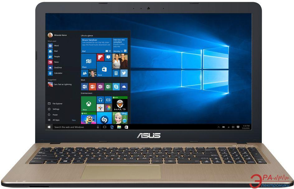 Ноутбук Asus X540SA (X540SA-XX039D) Chocolate Black 15,6