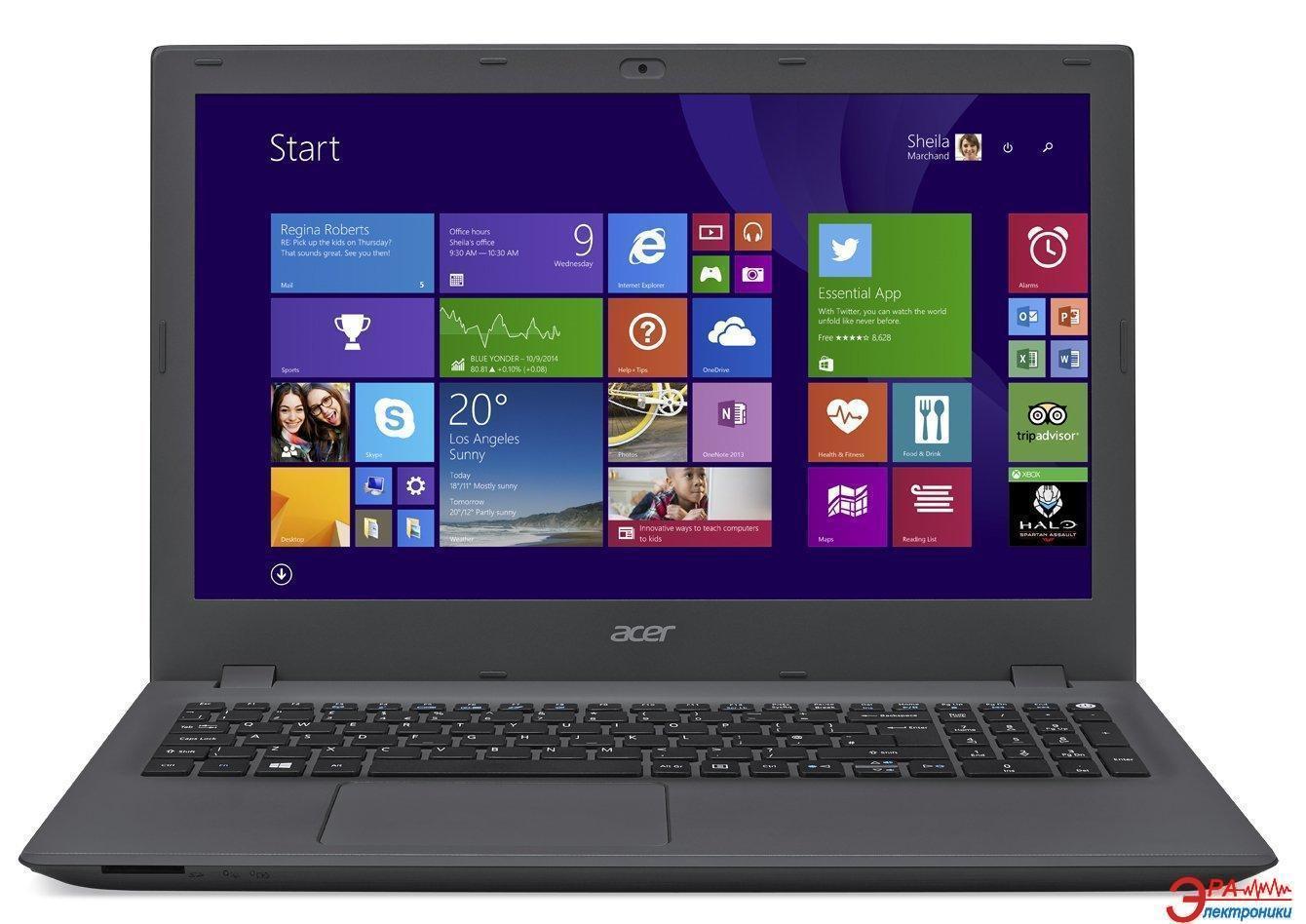 Ноутбук Acer Aspire E5-573G-76KH (NX.MVREU.015) Black Grey 15,6