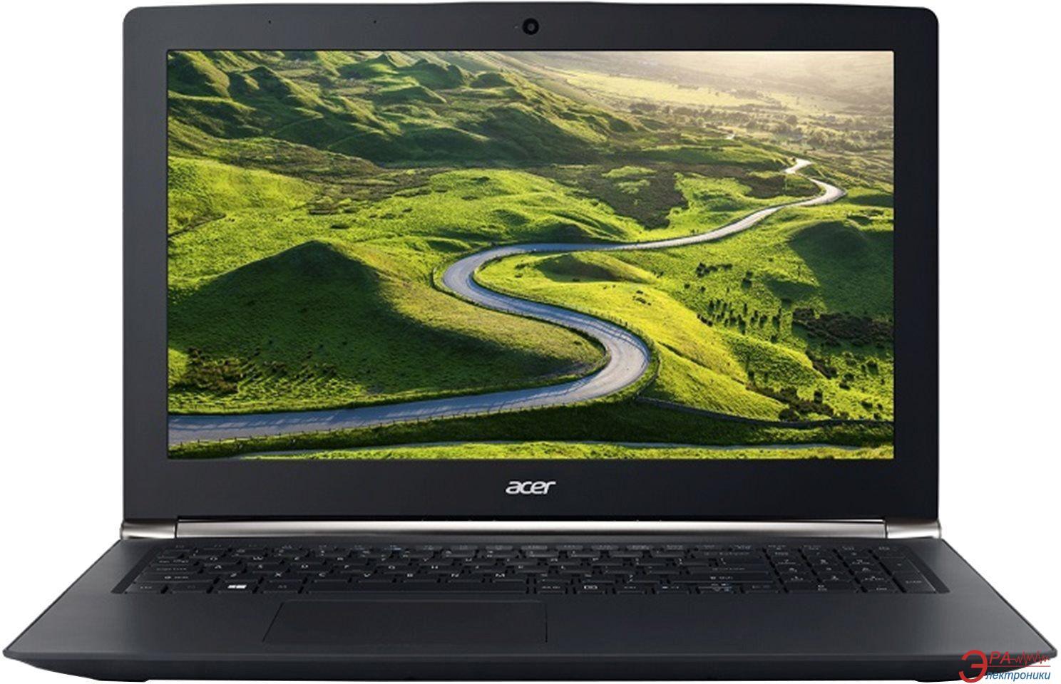 Ноутбук Acer Aspire Nitro VN7-592G-58BK (NX.G6JEU.006) Black 15,6