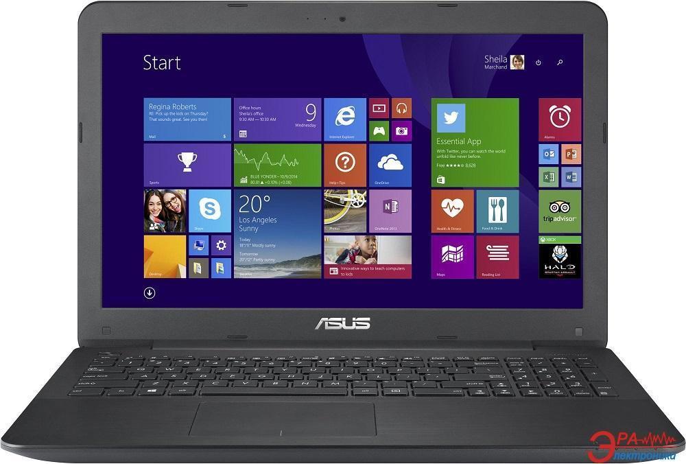 Ноутбук Asus X555SJ (X555SJ-XO002D) Black 15,6