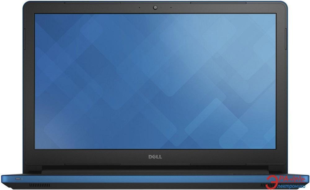 Ноутбук Dell Inspiron 5558 (I55345DDL-46B) Blue 15,6