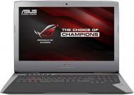 Ноутбук Asus G752VL (G752VL-T7033T) Grey 17,3