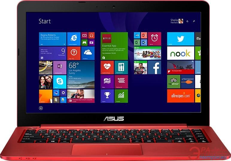 Ноутбук Asus E402SA (E402SA-WX003D) Red 14