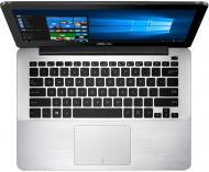 Ноутбук Asus X302UJ (X302UJ-R4001D) Black 13,3