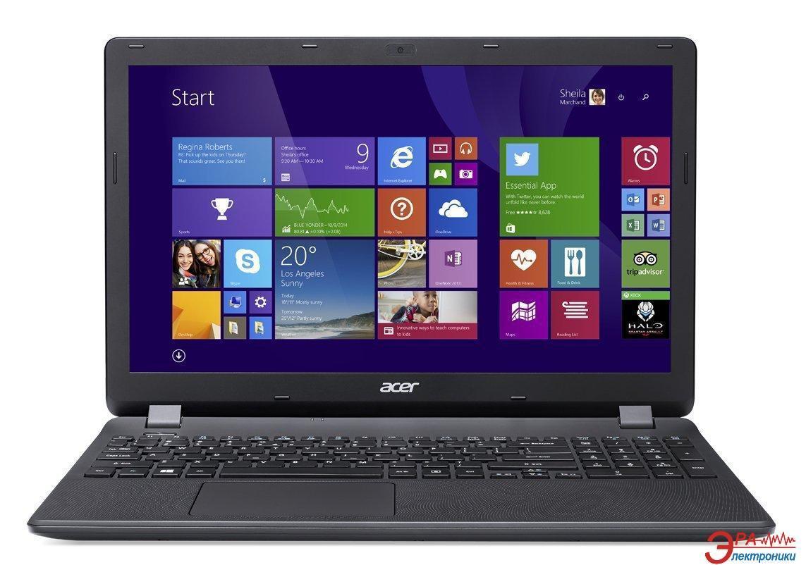 Ноутбук Acer Aspire ES1-531-C4RX (NX.MZ8EU.012) Black 15,6