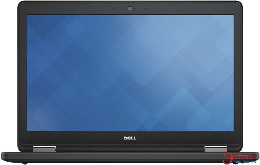 Ноутбук Dell Latitude E5550 (CA019LE5550BEMEA_UBU) Black 15,6