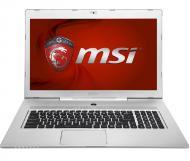 Ноутбук MSI GS70 6QE Stealth Pro (GS706QE-279UA) Silver 17,3