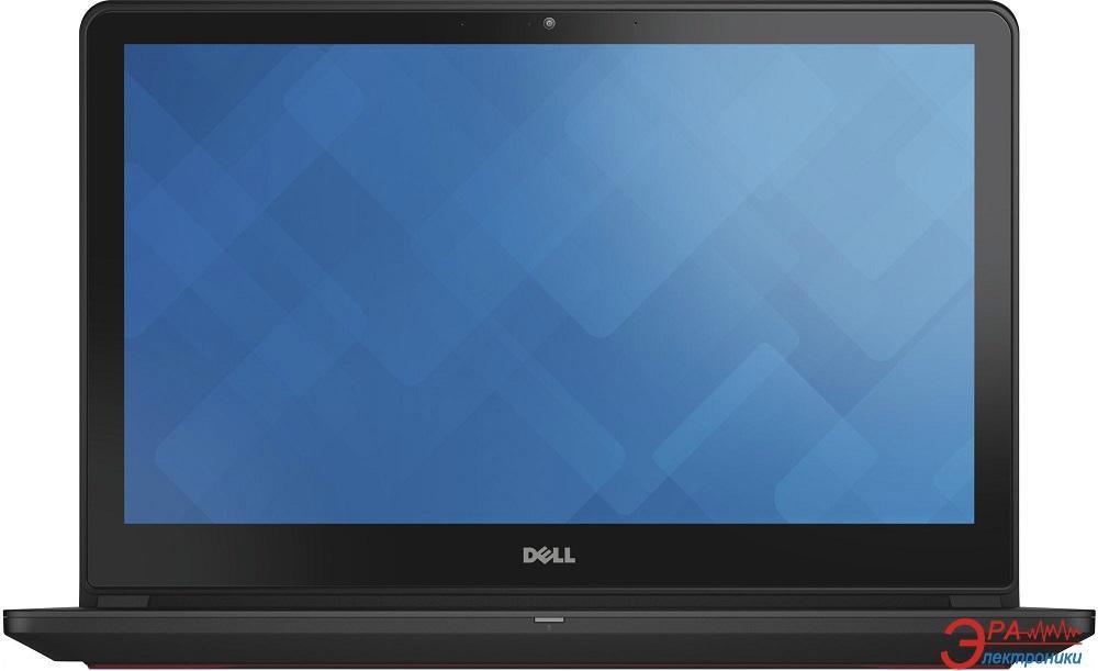 Ноутбук Dell Inspiron 7559 (DI86W456 272610132) Black 15,6