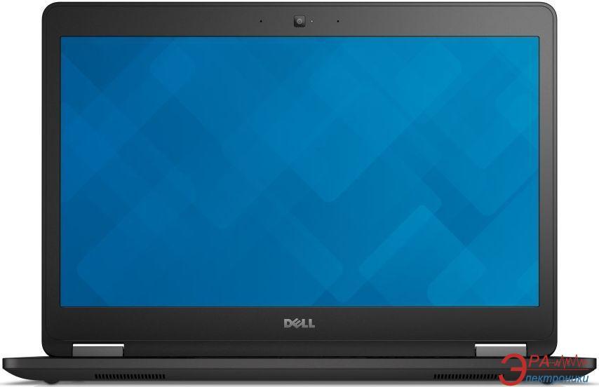 Ноутбук Dell Latitude E7470 (N001LE747014EMEA_win) Black 14