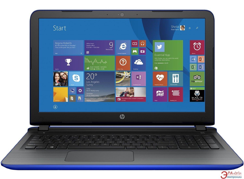 Ноутбук HP Pavilion 15-ab252ur (V2H26EA) Blue 15,6
