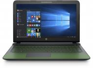 Ноутбук HP Pavilion Gaming 15-ak100ur (V0Z15EA) Black Green 15,6