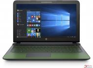 Ноутбук HP Pavilion Gaming — 15-ak194ur (P3M05EA) Black Green 15,6