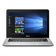 Ноутбук Asus X302UA (X302UA-FN027D) Black 13,3