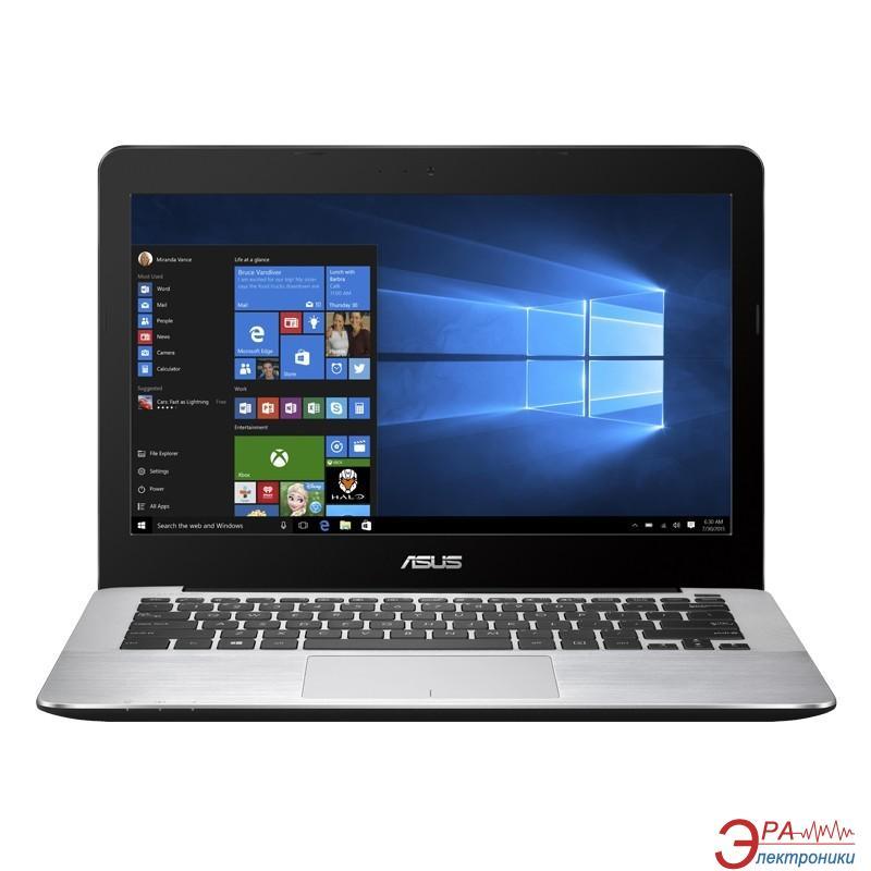 Ноутбук Asus X302UJ (X302UJ-R4002D) Black 13,3