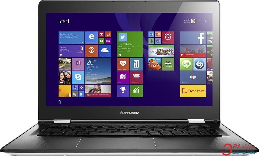 Ноутбук Lenovo Yoga 500-14 (80N40146UA) White 14