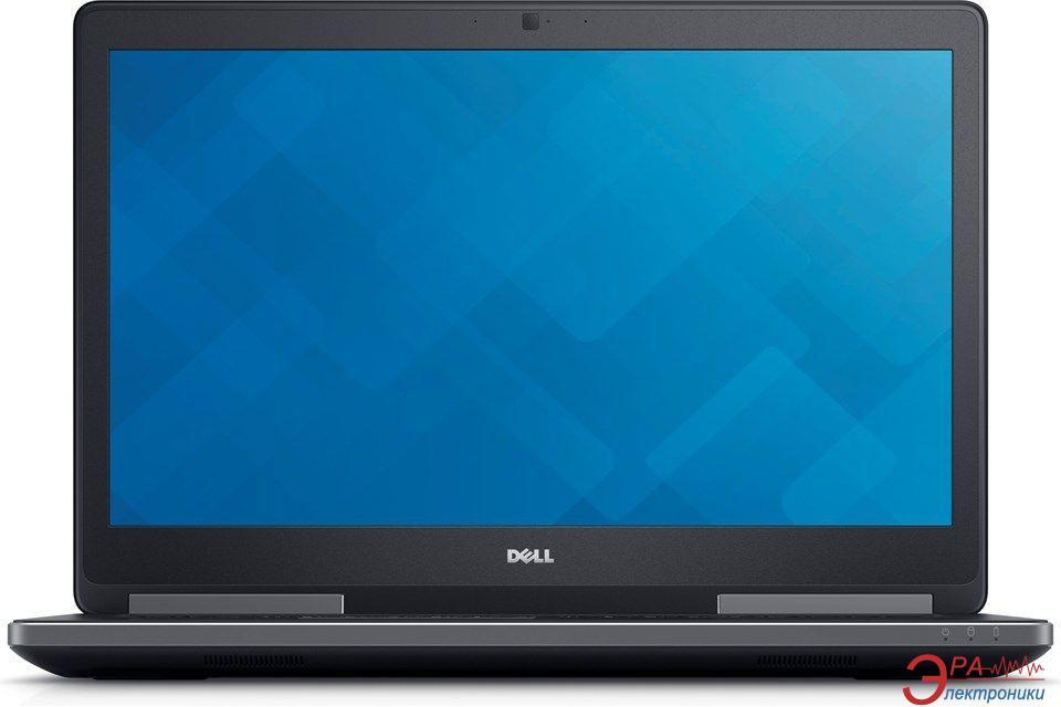 Ноутбук Dell Precision 7710 (XCTOP7710EMEA002) Black 17,3