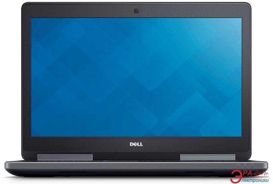 Ноутбук Dell Precision 7510 (XCTOP7510EMEA001) Black 15,6