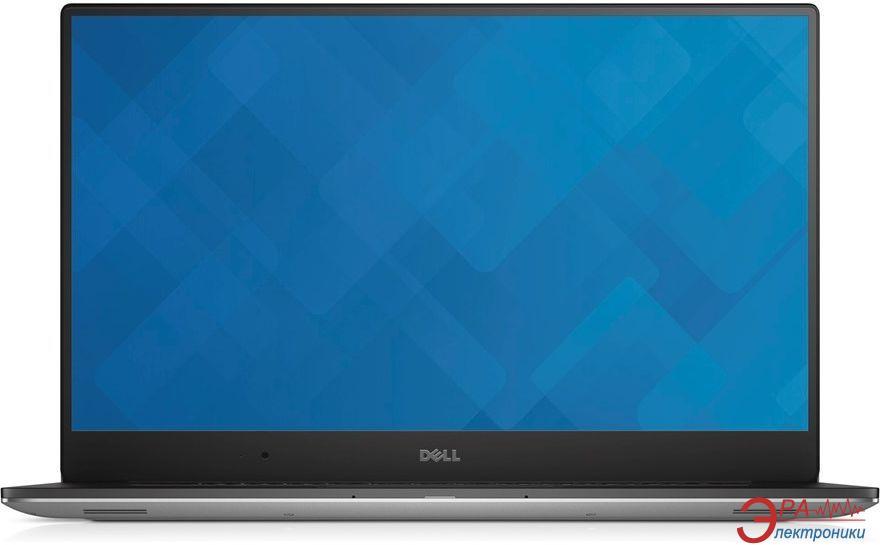 Ноутбук Dell Precision 5510 (XCTOP5510EMEA001) Silver 15,6