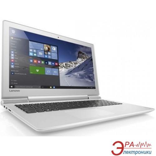 Ноутбук Lenovo IdeaPad 700 (80RU0081UA) White 15,6