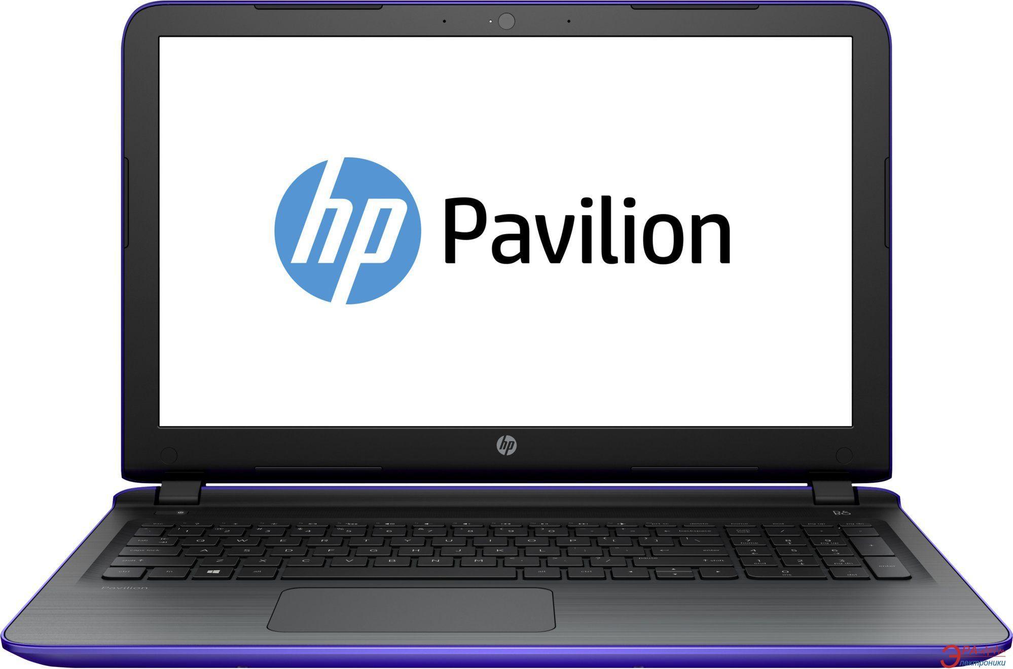 Ноутбук HP Pavilion 15-ab145ur (V4P46EA) Purple 15,6