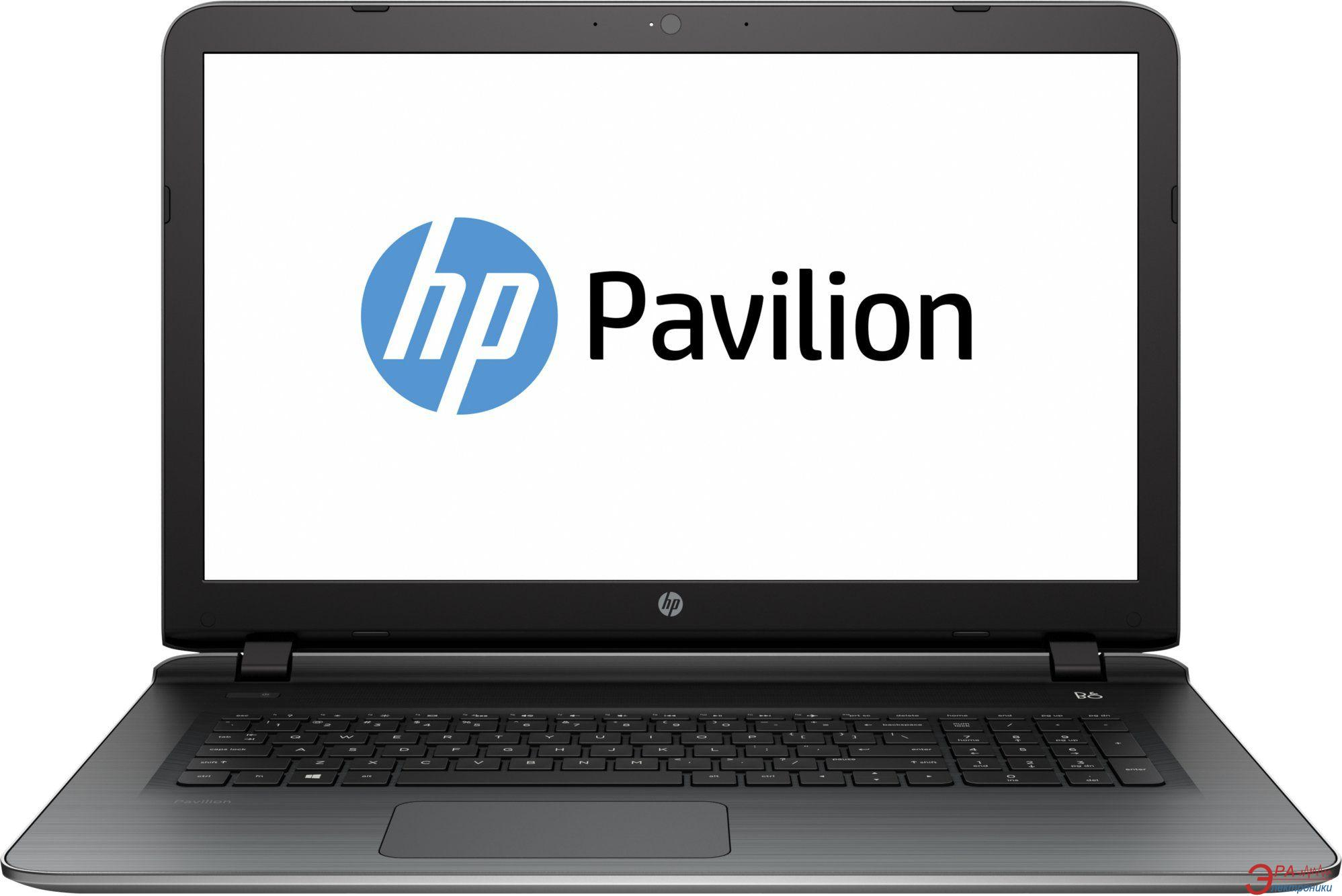 Ноутбук HP Pavilion 17-g196ur (P3M15EA) Silver 17,3
