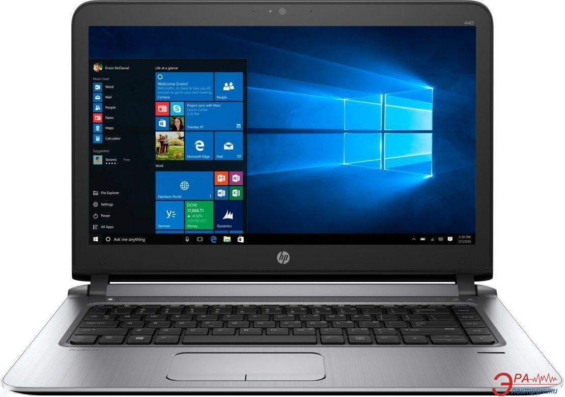 Ноутбук HP ProBook 440 G3 (P5S55EA) Black 14