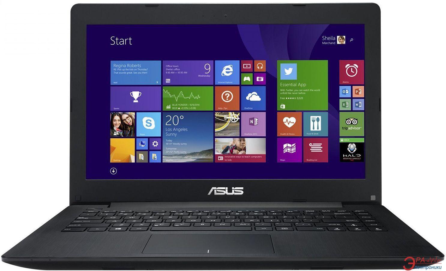 Ноутбук Asus X453SA-WX078D (90NB0A71-M00910) Black 14