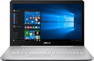 Ноутбук Asus N752VX-GB156T (90NB0AY1-M01750) Silver 17,3