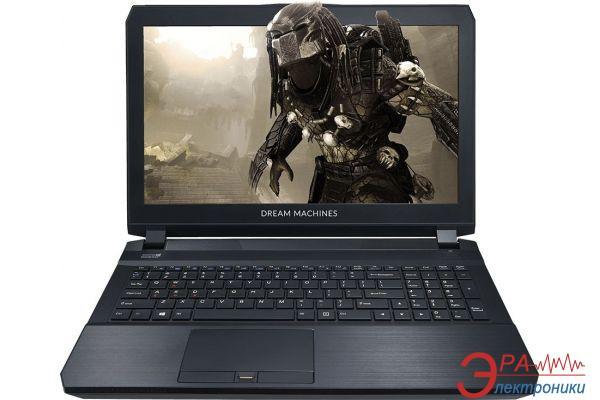 Ноутбук Dream Machines G970-15 (G970-15UA01) Black 15,6