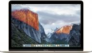 Ноутбук Apple A1534 MacBook 12 (MLHE2UA/A) Gold 12