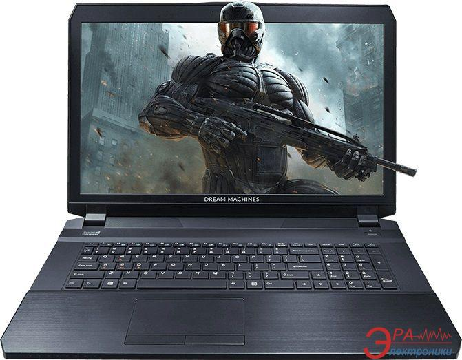 Ноутбук Dream Machines G980-17 (G980-17UA01) Black 17,3