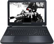 Ноутбук Dream Machines G965-15 (G965-15UA01) Black 15,6