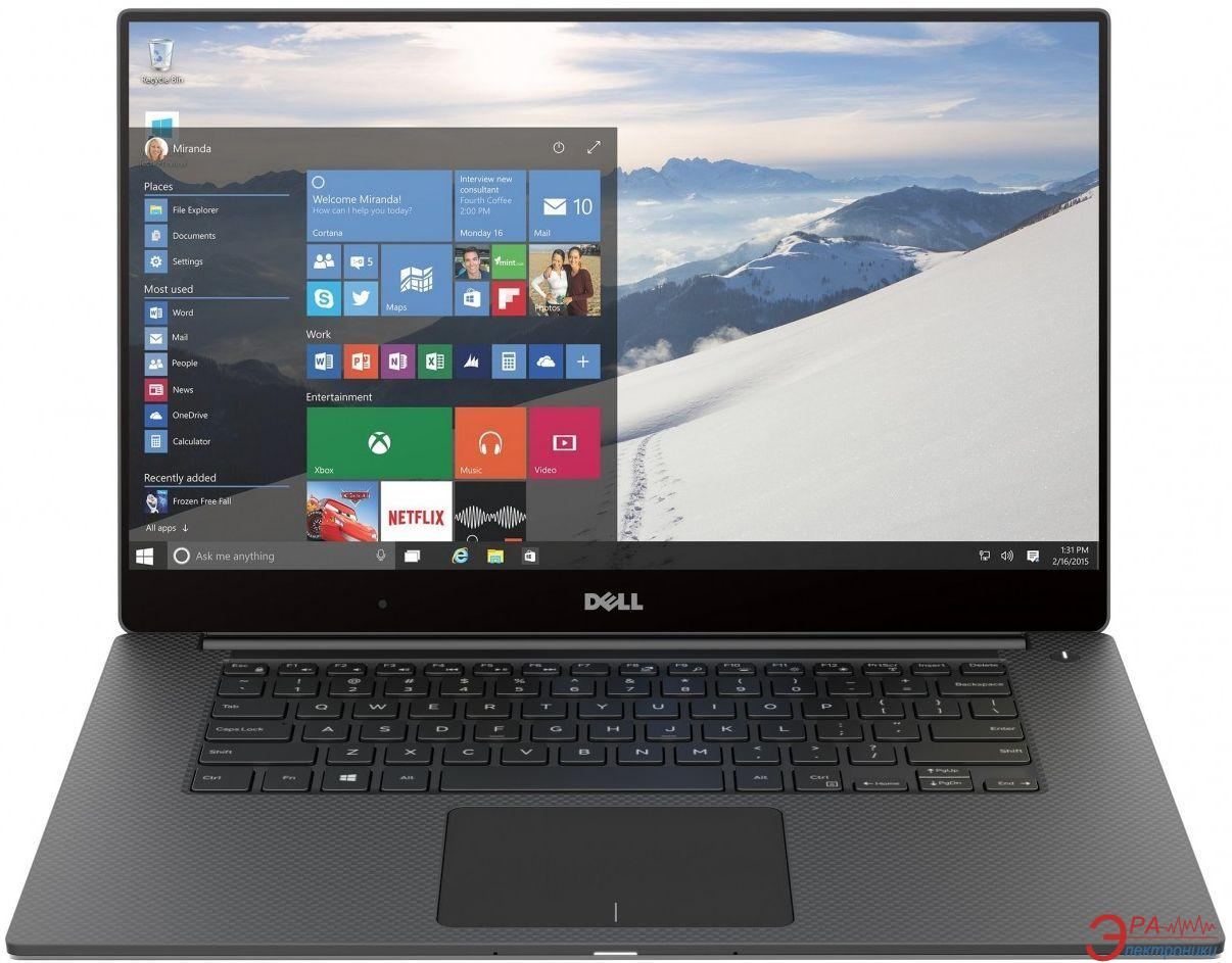 Ноутбук Dell XPS 15 (X55810NDW-46S) Silver 15,6
