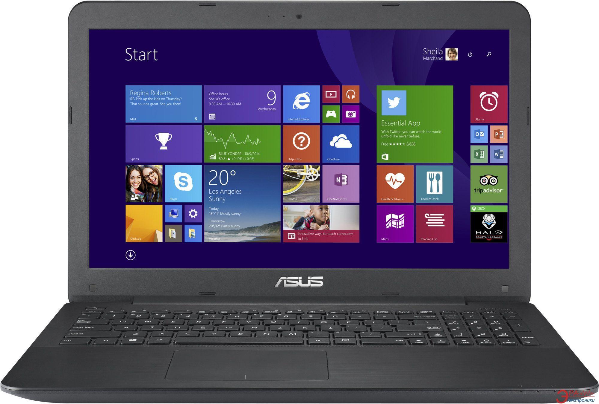 Ноутбук Asus R556SJ-XO061D (90NB0AK8-M00940) Black 15,6