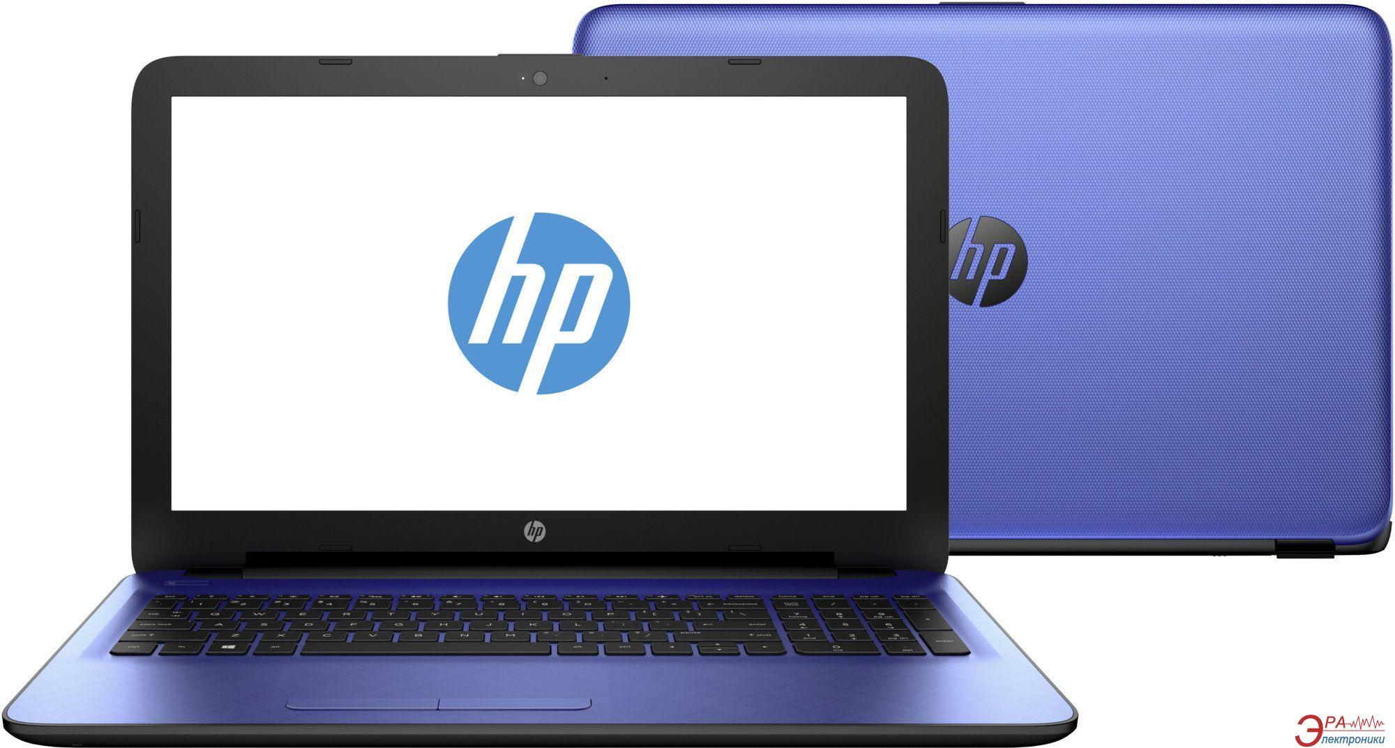 Ноутбук HP Pavilion 15-ac600ur (T8T37EA) Blue 15,6