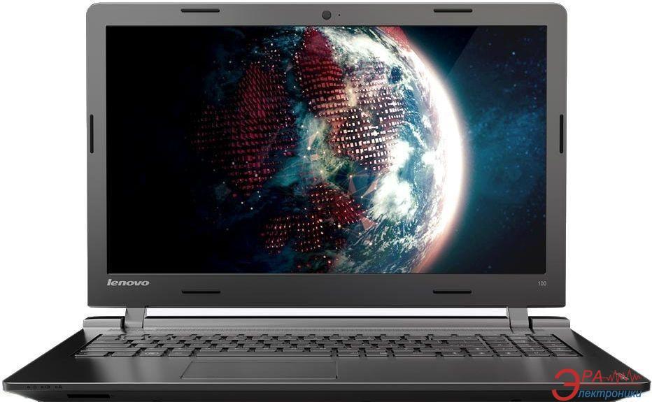 Ноутбук Lenovo IdeaPad 100 (80MJ00R5UA) Black 15,6