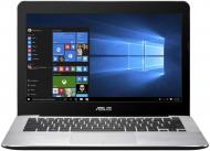 Ноутбук Asus X302UJ-R4007D (90NB0AS1-M00620) Black 13,3