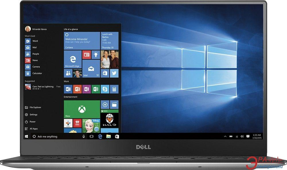 Ноутбук Dell XPS 13 9350 (X354S0NIW-46S) Silver 13,3