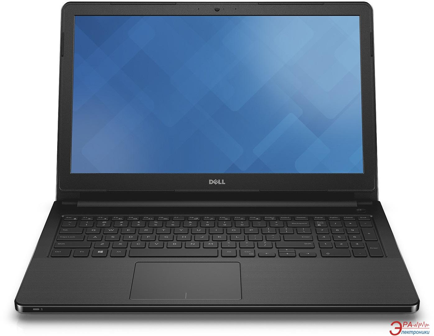 Ноутбук Dell Vostro 3558 (VAN15BDW1701_018_R_WIN) Black 15,6