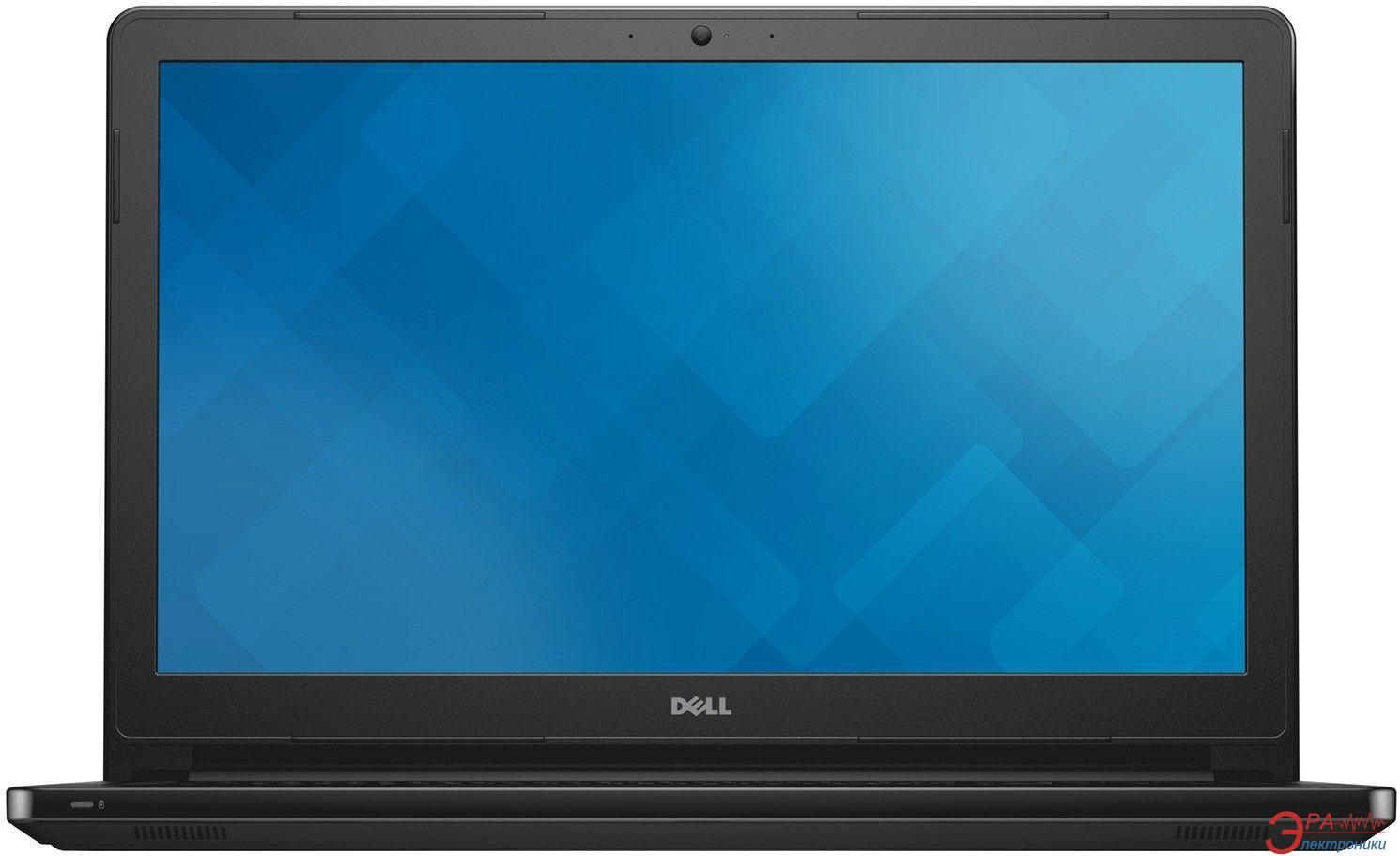 Ноутбук Dell Vostro 3558 (VAN15BDW1701_018_R_UBU) Black 15,6