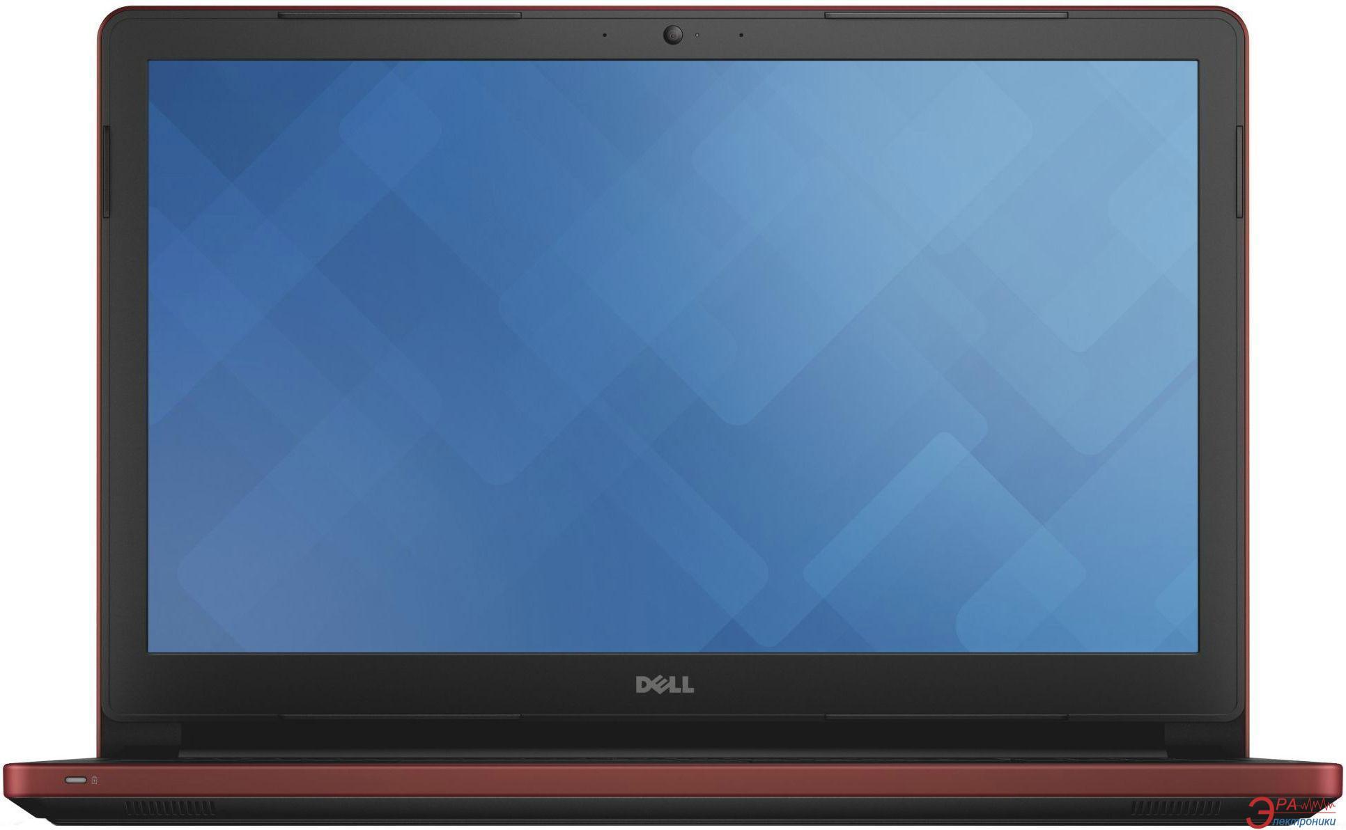 Ноутбук Dell Vostro 3559 (VAN15SKL1701_008_UBUR) Red 15,6