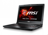Ноутбук MSI GP72-6QE (GP726QE-630XUA) Black 17,3